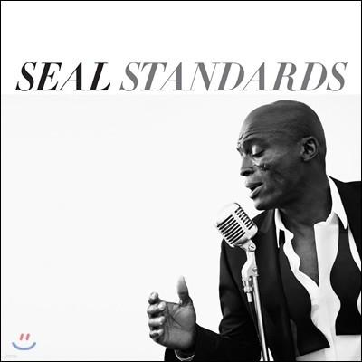 Seal (씰) - Standards [화이트 컬러 LP]