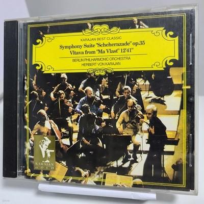 Karajan Best Clssic Vol.19 - Nikolai Rimsky-Korsakov  Symphony Suite '