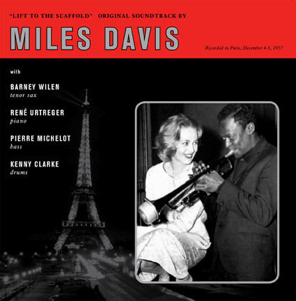 [중고 LP] Miles Davis - Lift To The Scaffold (Ascenseur Pour L'Echafaud) (사형대의 엘리베이터) OST