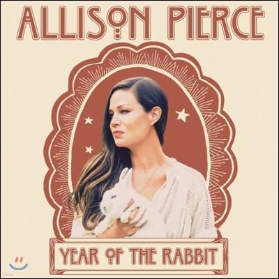 Allison Pierce (앨리슨 피어스) - Year Of The Rabbit [LP]