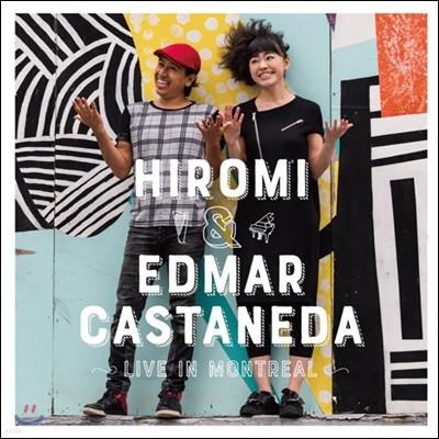 Hiromi & Edmar Castaneda - Live In Montreal 2016 히로미 라이브 [2 LP]