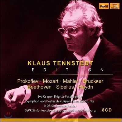 클라우스 텐슈테트 에디션 - 말러 / 베토벤 / 브루크너 / 모차르트 / 시벨리우스 / 프로코피에프 (Klaus Tennstedt Edition)
