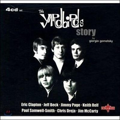 Yardbirds (야드버즈) - The Yardbirds Story