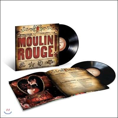 물랑 루즈 영화음악 (Moulin Rouge OST) [2LP]