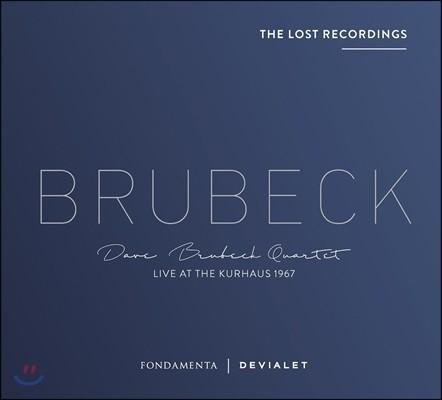 Dave Brubeck Quartet - Live At The Kurhaus 1967 데이브 브루벡 쿼텟 - 쿠어하우스 라이브