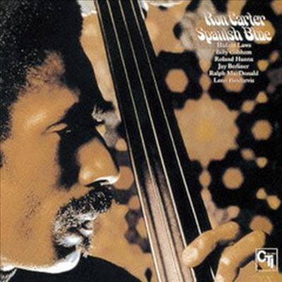 Ron Carter - Spanish Blue (CTI Jazz Series)(UHQCD)(일본반)