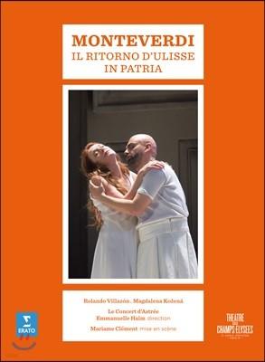 Emmanuelle Haim / Rolando Villazon 몬테베르디: 오페라 '율리시스의 귀환' (Monteverdi: Il Ritorno d'Ulisse in Patria)