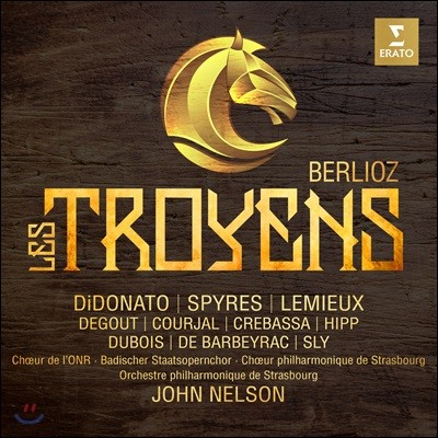 Joyce DiDonato / John Nelson 베를리오즈: 오페라 '트로이인' (Berlioz: Les Troyens)