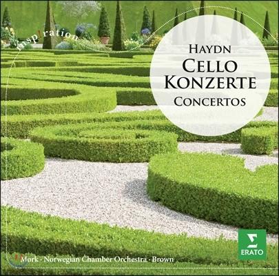 Truls Mork 하이든: 첼로 협주곡 1, 2번 (Haydn: Cello Concertos Nos.1 & 2)