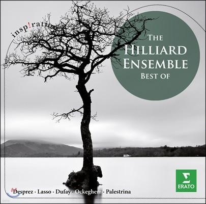 힐리어드 앙상블 베스트 - 데프레 / 라소 / 뒤파이 / 오케겜 / 팔레스트리나 (The Hilliard Ensemble Best Of)