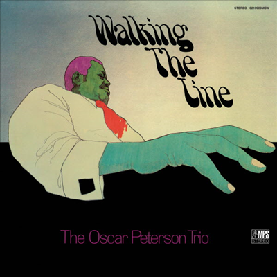 Oscar Peterson Trio - Walking The Line (Audiophile Analogue Remastering 180g LP)