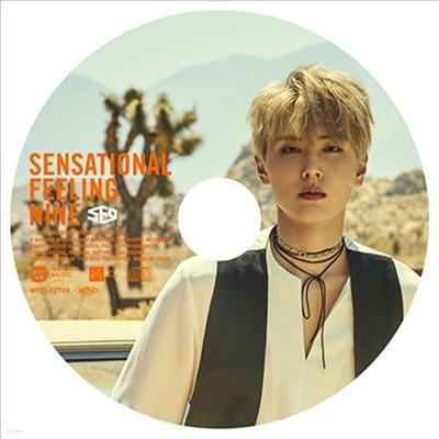 에스에프나인 (SF9) - Sensational Feeling Nine (완전생산한정 재윤 픽쳐레이블반)(CD)