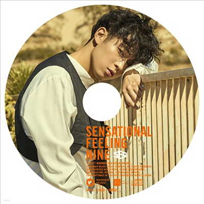 에스에프나인 (SF9) - Sensational Feeling Nine (완전생산한정 다원 픽쳐레이블반)(CD)