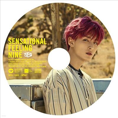 에스에프나인 (SF9) - Sensational Feeling Nine (완전생산한정 주호 픽쳐레이블반)(CD)