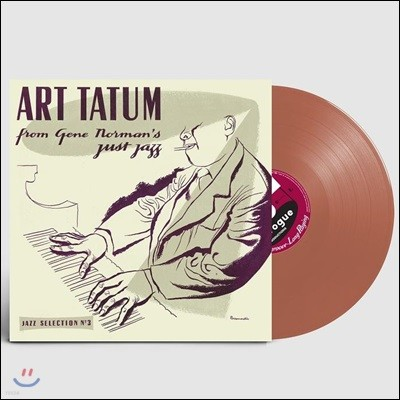 Art Tatum (아트 테이텀) - From Gene Norman's Just Jazz [브라운 컬러 LP]