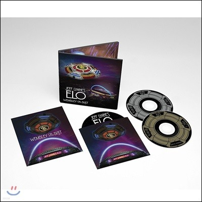 Jeff Lynne's E.L.O (제프 린스 ELO) - Wembley Or Bust [CD+DVD]