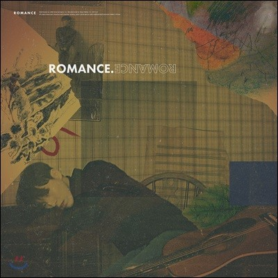 유승우 - 미니앨범 4집 : Romance