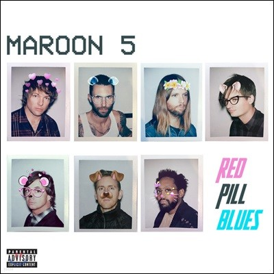Maroon 5 (마룬파이브) - Red Pill Blues [Deluxe Edition]