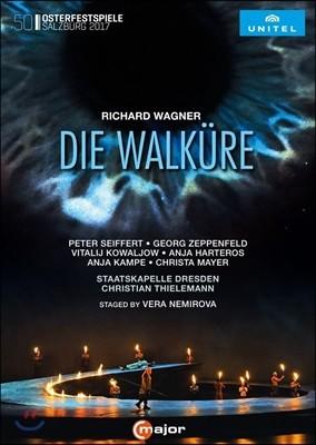 Christian Thielemann / Peter Seiffert 바그너: 발퀴레 - 2017 잘츠부르크 부활절 페스티벌 실황 (Wagner: Die Walkure)
