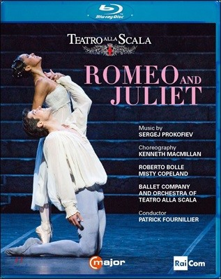 Patrick Fournillier / Kenneth MacMillan 프로코피예프: 발레 '로미오와 줄리엣' - 2017 라스칼라 극장 실황 (Prokofiev: Romeo and Juliet)