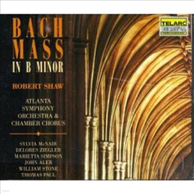 바흐 : 미사 B 단조 (Bach : Mass in B Minor BWV232) (2 for 1) - Robert Shaw