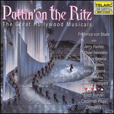 Puttin' on the Ritz: The Great Hollywood Musicals - Erich Kunzel