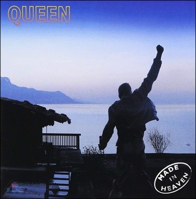 Queen - Made In Heaven 퀸 15집 [2CD Deluxe Edition]