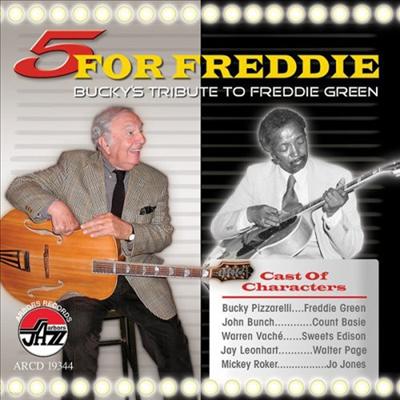 Bucky Pizzarelli - 5 For Freddie: Bucky's Tribute To Freddie Green