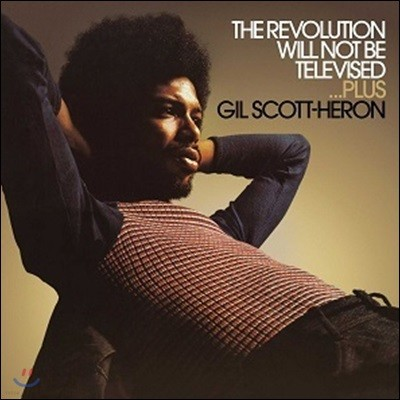 Gil Scott-Heron (질 스콧 헤론) - The Revolution Will Not Be Televised [LP]