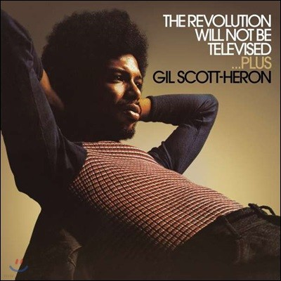 Gil Scott-Heron (질 스콧 헤론) - The Revolution Will Not Be Televised