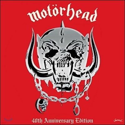 Motorhead (모터헤드) - Motorhead (40th Anniversary Edition)