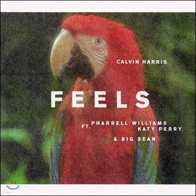 Calvin Harris / Pharrell Williams / Katy Perry / Big Sean - Feels [픽쳐 디스크 LP]