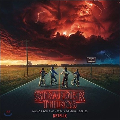 넷플릭스 '기묘한 이야기 시즌 1-2' 드라마 음악 (Stranger Things: Music From The Netflix Original Series OST)