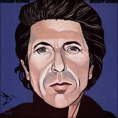 Leonard Cohen (레너드 코헨) - Recent Songs [LP]