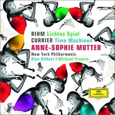 20세기의 바이올린 : 빛 놀이와 타임머신 - 안네 소피 무터