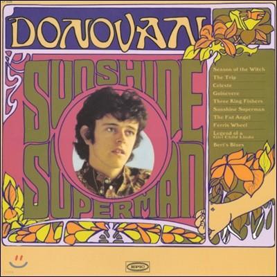 Donovan (도노반) - Sunshine Superman [오렌지 컬러 LP]