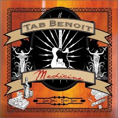 Tab Benoit - Medicine