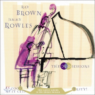 Jimmy Rowles & Ray Brown - The Duo Sessions