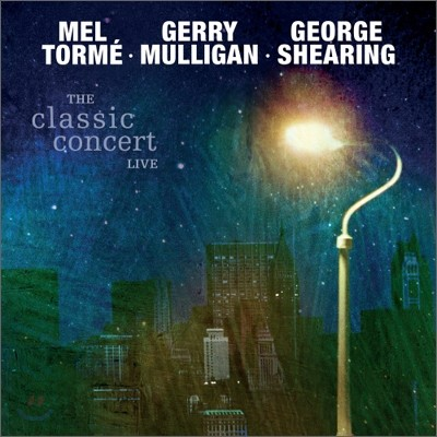 Mel Torme, Gerry Mulligan, George Shearing - The Classic Concert Live