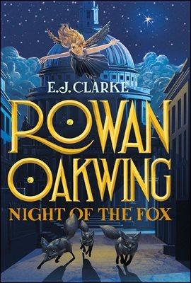 Rowan Oakwing