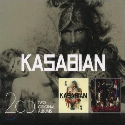 Kasabian - Empire + West Ryder Pauper Lunatic Asylum