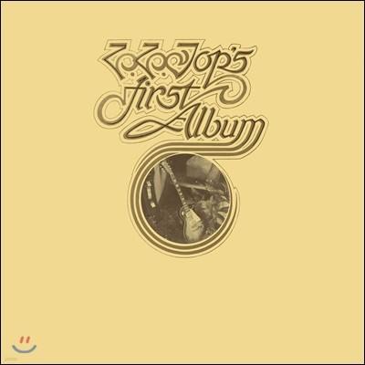 ZZ Top (지지 탑) - ZZ Top's First Album [LP]