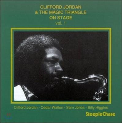 Clifford Jordan & The Magic Triangle - On Stage Vol. 1 (클리포드 조던 & 더 매직 트라이앵글 온 스테이지 1집) [LP]