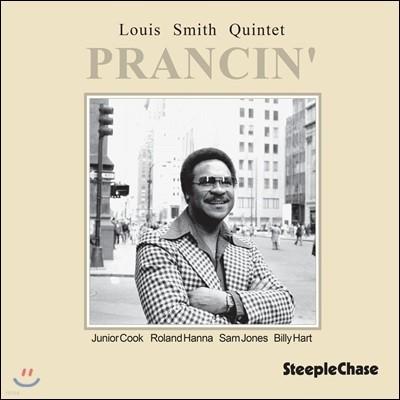 Louis Smith Quintet (루이스 스미스 퀸텟) - Prancin' [LP]