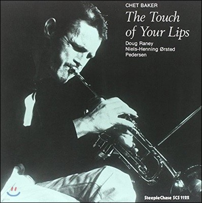 Chet Baker (쳇 베이커) - The Touch Of Your Lips [LP]