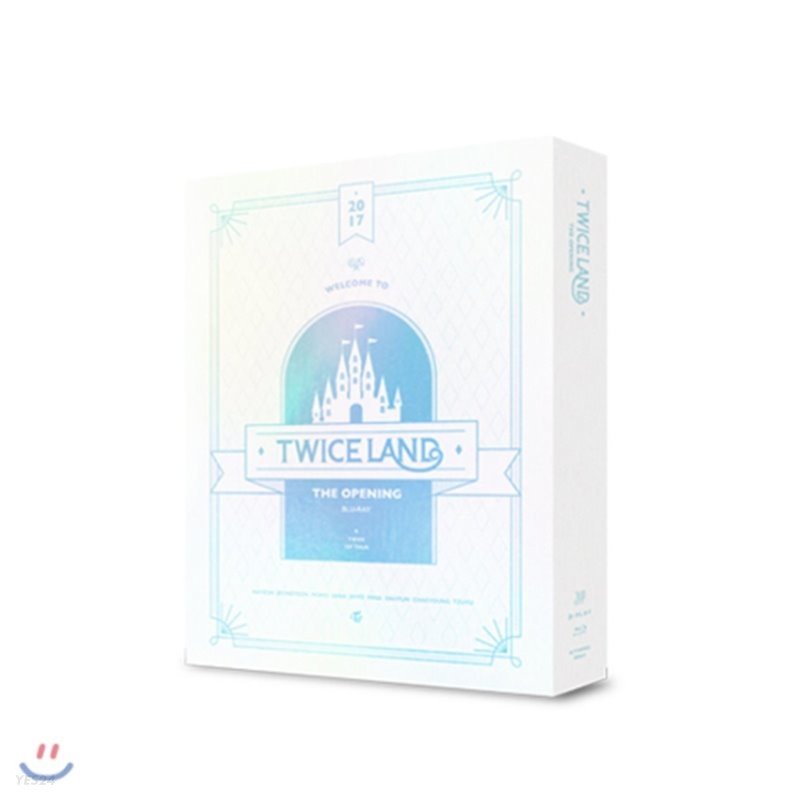 트와이스 (TWICE) - TWICELAND The Opening Concert [Blu-ray]
