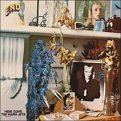 Brian Eno (브라이언 이노) - Here Come The Warm Jets [LP]
