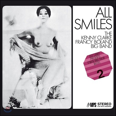 Kenny Clarke Francy Boland Big Band (케니 클락 프랜시 볼랜드 빅 밴드) - All Smiles