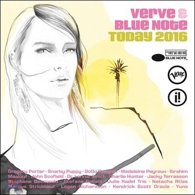 2016 버브 & 블루 노트 베스트 트랙 모음집 (Verve & Blue Note Today 2016)