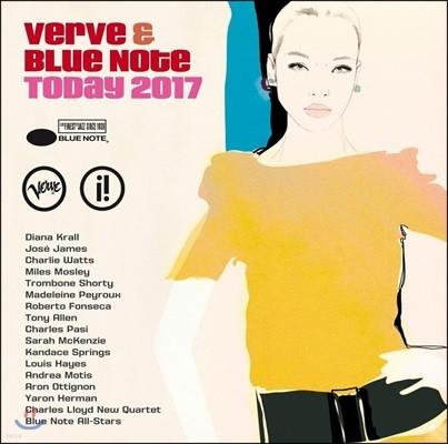 2017 버브 & 블루 노트 레이블 베스트 트랙 모음집 (Verve & Blue Note Today 2017)